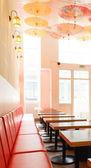 Chinese cafe — Stock Photo