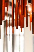 Modern lampa — Stockfoto