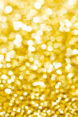 Holiday golden background — Stock Photo