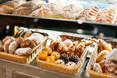 Bakery on market — Stock Photo