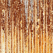Rusty metallic texture — Stock Photo