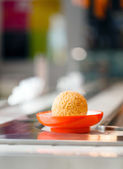 Japanese sweet ball — Stockfoto
