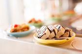 сладкий суши — Стоковое фото