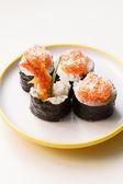 вкусные суши — Стоковое фото