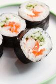 Sushi gustoso — Foto Stock
