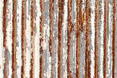 Rusty metallic frame texture — Stock Photo