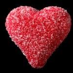 Marzipan heart — Stock Photo #50000071