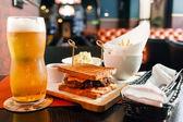 Lekkere sandwich — Stockfoto