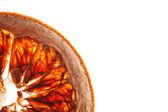 干橙色切片 — 图库照片