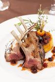 Lamb Chops — Stock Photo