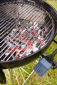 Bbq grill — Stock Photo