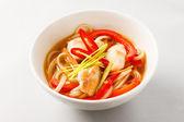 Sopa japonesa — Foto de Stock