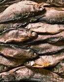 Dry fish. — Stock Photo