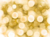 Champagne bokeh — Stock Photo