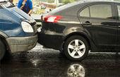 Road incident — Stock Photo