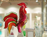 The rooster — Stock Photo