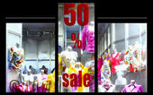 Boutique — Stock Photo