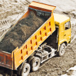 Stock Photo: Dumper