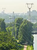 Morning cityscape — Foto de Stock