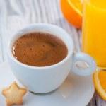 Coffee break at work — Stock Photo