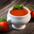 Stock Photo: Tomato soup