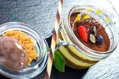 Tiramisu Dessert — Foto de Stock