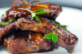 Pork ribs — Stock Photo