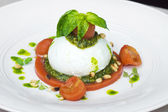 Tasty Caprese — Stock Photo