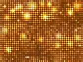 Mosaico de ouro horizontal — Vetorial Stock