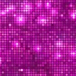Horizontal pink mosaic — Vector de stock #18029339
