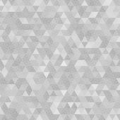 Gray grunge triangles abstract background — Stock Vector