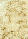 Aged stained paper — Stock Photo