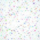 Vícebarevné rozptýlených obrazců pozadí — Stock vektor
