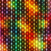 Abstract sparkling geometric background — Vetorial Stock