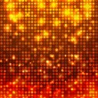 Orange disco  background — Stock Vector #47795763