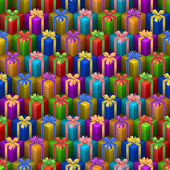 Abstract christmas pattern — Cтоковый вектор