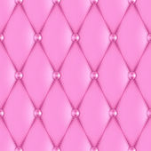 Luxury pink leather — Stock Vector