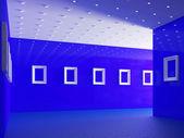 Die große galerie — Stockfoto