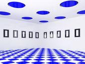 De grote galerij — Stockfoto