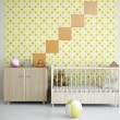 Nursery with bed — Stock Photo #23060786