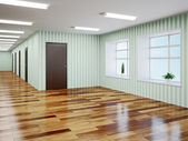 Empty hall — Stockfoto