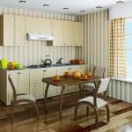 Kitchen interior — Stock Photo