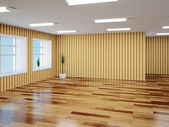 Empty hall — Stock Photo