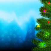 Christmas background — Stok Vektör