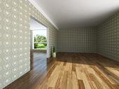 Vnitřní místnost — Stock fotografie