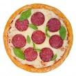Pepperoni Pizza — Stock Photo #36989897
