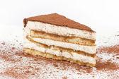 Tiramisu dessert — Stock Photo