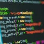 HTML code — Stock Photo #15383017