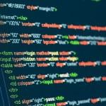Computer Code HTML — Stock Photo #15383137