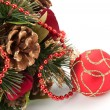 New year decoration — Stock Photo #15618773